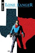 Lone Ranger Vol 3 #4 Cvr A Cassaday