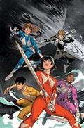 Go Go Power Rangers #16 Main & Mix Sg (C: 1-0-0)