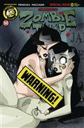 Zombie Tramp Ongoing #56 Cvr F Mendoza Risque B (MR)