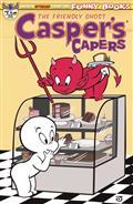 Casper Capers #1 Scherer Main Cvr