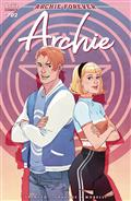 Archie #702 Cvr A Sauvage