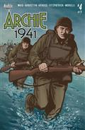 Archie 1941 #4 (of 5) Cvr A Krause