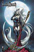 Lady Death Apocalyptic Abyss #1 (of 2) Scythe Var Cover (MR)