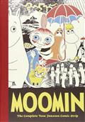 MOOMIN-COMPLETE-TOVE-JANSSON-COMIC-STRIP-HC-VOL-01-NEW-PTG