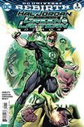 DF Hal Jordan Green Ltrn Corps #1 Venditti Sgn (C: 0-1-2)