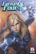DF Fantastic Four #1 Parrillo Villain Exc (C: 0-1-2)
