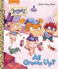 ALL-GROWN-UP-RUGRATS-LITTLE-GOLDEN-BOOK-(C-1-1-0)