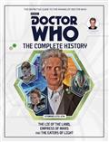 Doctor Who Comp Hist HC Vol 88 12Th Doctor Stories 272-274 (