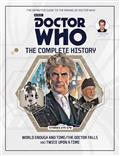 Doctor Who Comp Hist HC Vol 89 12Th Doctor Stories 275- 276