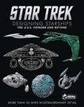 Star Trek Designing Starships HC Vol 02 Voyager  And Beyond