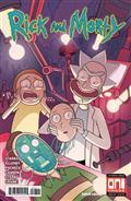 Rick & Morty #46 Cvr A