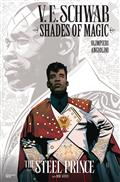 Shades of Magic #1 (of 4) Steel Prince NYCC Coker Var