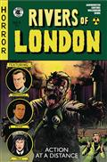 Rivers of London #4 (of 4) Action At A Distance (MR)