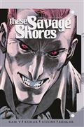These Savage Shores #4 (MR)