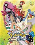 Pokemon Sun & Moon GN Vol 03 (C: 1-0-1)