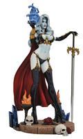 Femme Fatales Lady Death Pvc Figure Diorama (C: 1-1-2)
