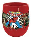 Spider-Man Retro Covers 19Oz Inverted Handle Mug (C: 1-1-2)