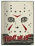 Friday The 13Th Hardcover Journal (C: 1-0-2)