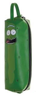 Rick & Morty Pickle Rick Pencil Case With Handle (C: 1-1-2)