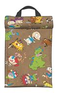 Nickelodeon Roll Top Insulated Lunch Bag (C: 1-1-2)