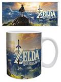 Loz Breath of The Wild Sunset 11 Oz Mug (C: 1-1-2)