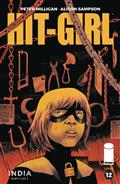 Hit-Girl Season Two #12 Cvr A Shalvey (MR)