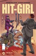 Hit-Girl Season Two #12 Cvr C Roman (MR)