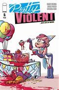 Pretty Violent #6 (MR)