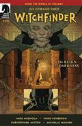 Witchfinder Reign of Darkness #3 (of 5)