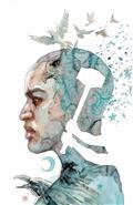 Neil Gaiman American Gods Moment of Storm #9 Cvr B Mack (MR)