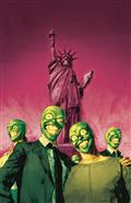 Mask I Pledge Allegiance To The Mask #4 (of 4) Cvr A Reynold