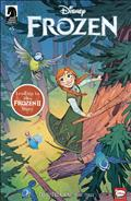 Disney Frozen True Treasure #3 (of 3) Cvr A Petrovich (C: 1-