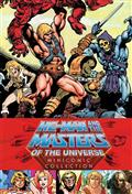 He-Man & Masters of Universe HC Minicomic Coll (C: 1-0-0)