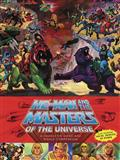 He-Man Masters Universe HC Character Guide World (C: 1-0-0)