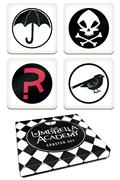 Umbrella Academy Coaster Set