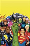 Legion of Super Heroes #3