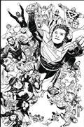 Legion of Super Heroes #3 Card Stock Var Ed