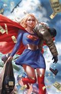 Supergirl #38 Card Stock Var Ed