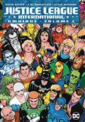 Justice League International Omnibus HC Vol 01