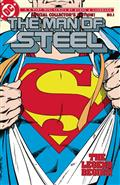 Superman Man of Steel Omnibus By John Byrne HC Vol 01