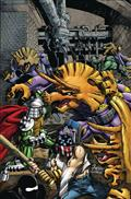 TMNT Urban Legends #21 Cvr A Fosco (C: 1-0-0)