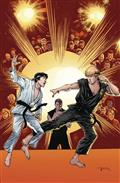 Cobra Kai Karate Kid Saga Continues #4 (of 4) Cvr A Mcleod