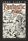 Jack Kirby Fantastic Four Artisan Ed HC (C: 0-1-2)