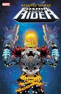 Revenge of Cosmic Ghost Rider #2 (of 5) Lubera Var