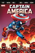 Captain America The End #1 Larsen Var