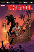 Deadpool The End #1 Espin Var