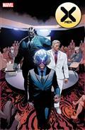 X-Men #6 Dx
