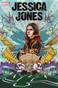 Jessica Jones Blind Spot #1 (of 6) Simmonds Var