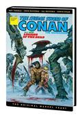 Savage Sword Conan Orig Marvel Yrs Omnibus HC Vol 03 Dm Var