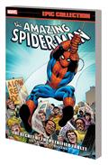 Amazing Spider-Man Epic Coll TP Secret of Petrified Tablet